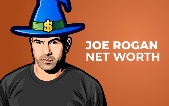 Joe Rogan Net Worth