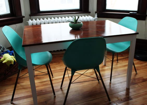 flipping herman miller chairs for income
