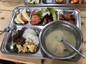 food-soup-fruits-rice