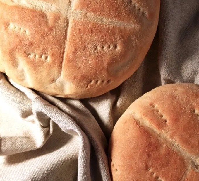 How to make Moroccan Bread. Step by Step recipe guide