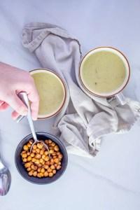 Moroccan Spiced Potato Leek Soup – Mom's Recipes