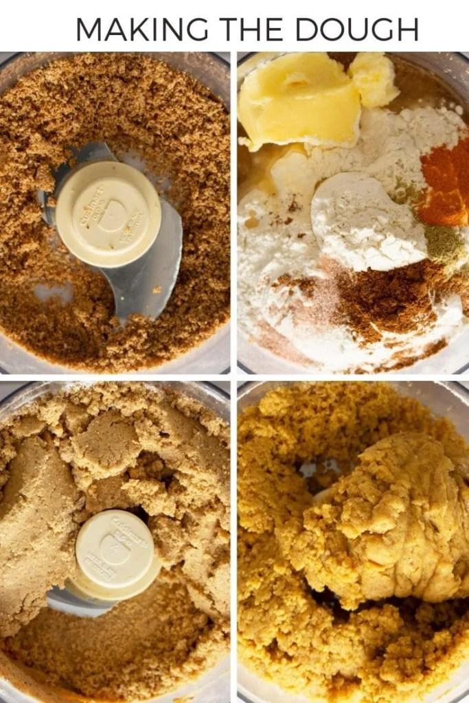 How to make Chebakia Dough
