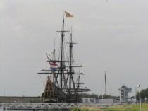 het VOC Schip in lelystad