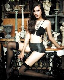 แซมมี่ ปัณฑิตา เคาวเวลล์ Sexy MIX Magazine-004