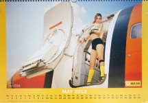 Nok Air Calendar May 2013