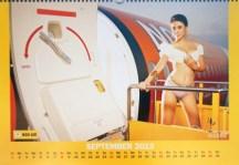 Nok Air Calendar September 2013