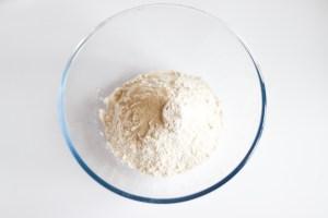Breadstick-ingredients-in-mixing-bowl