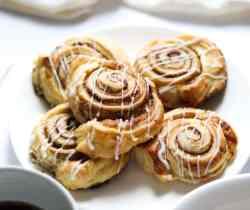 how to make cinnamon swirls