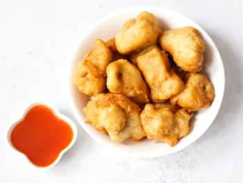 Sweet-and-sour-chicken-balls