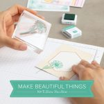 Stampin' Up! Beginner Brochure Cover