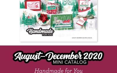Browse the Mini Catalog with Me!
