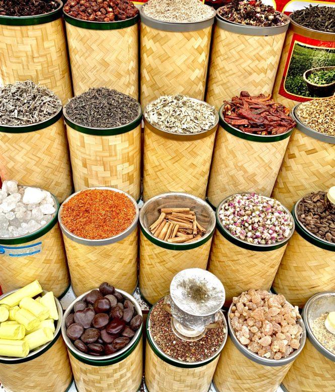 Spice Souk Old Dubai
