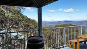 lunch at Mt Hotham