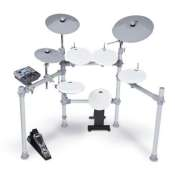KAT Electronic Drum Kits Review: Is the White Look for You?