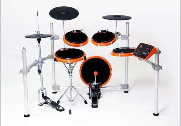 2Box DrumIt Five electronic drum kit