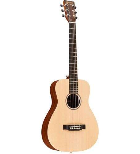 LX1 Little Martin LH acoustic guitar
