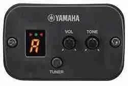 Yamaha APXT2 controls