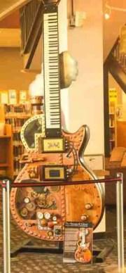 Waukesha: A Popular Guitar Town