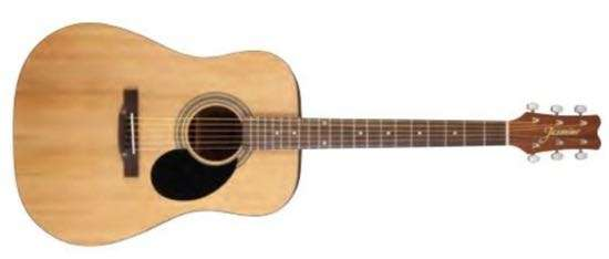 Jasmine S35 Acoustic Guitar: A Beginner's Guitar