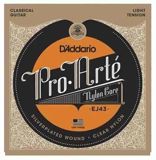 D'Addario Pro-Arte Nylon classic Guitar Strings