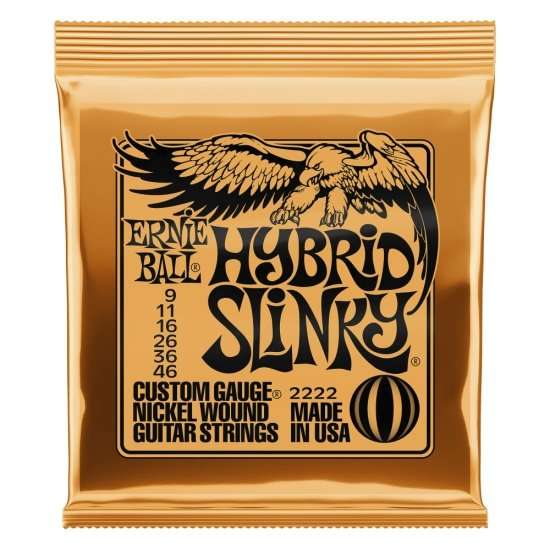 The Best and Most Popular Electric Guitar Strings