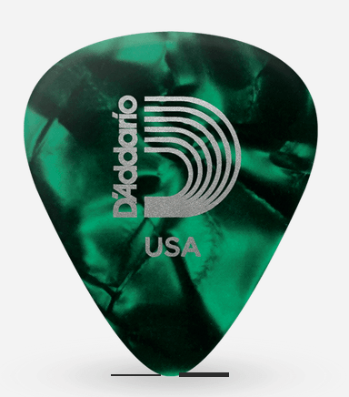 The World's Most Popular Guitar Picks, Says Who?