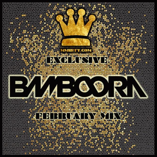 Bamboora MMIBTY Mix Artwork