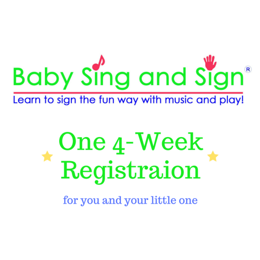 Baby Sing and Sign Registration