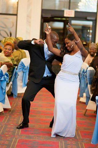 Couple's Entrance Dance