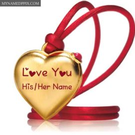 love heart images with name editing