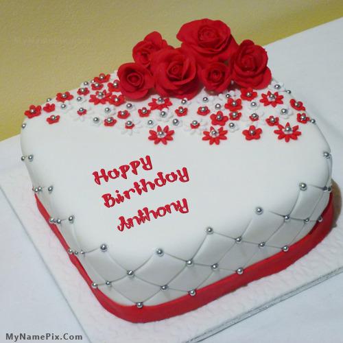 Happy Birthday Anthony