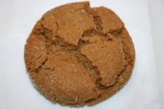Soft Brown Butter Gingersnaps