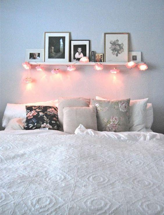 Chambre Shabby Chic Romantique.
