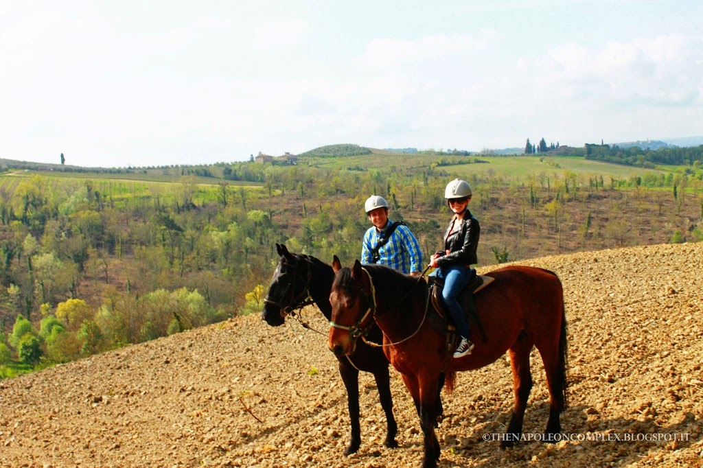 Horseback Riding through Tuscany