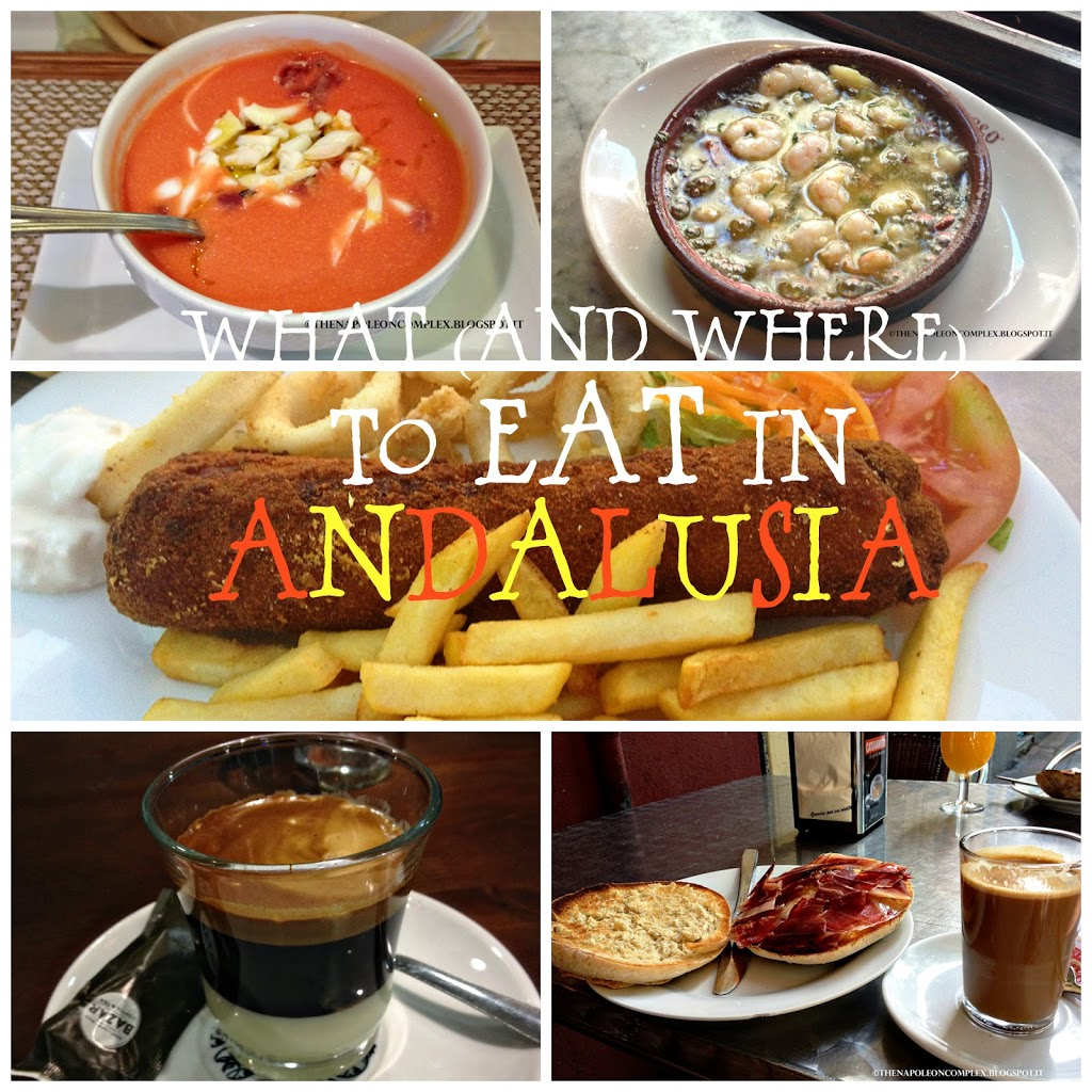 What & Where to Eat in Andalusia (Plus, Madrid!)