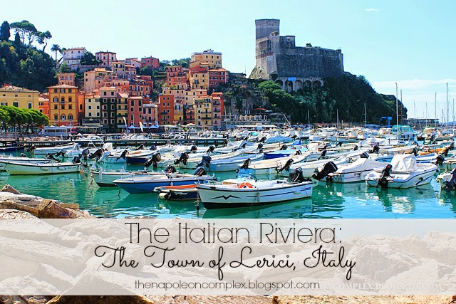 The Italian Riviera: Lerici