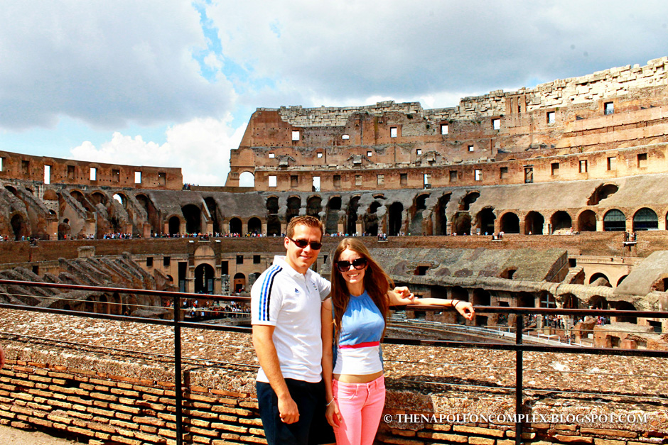Picture of the Colosseum, Rome
