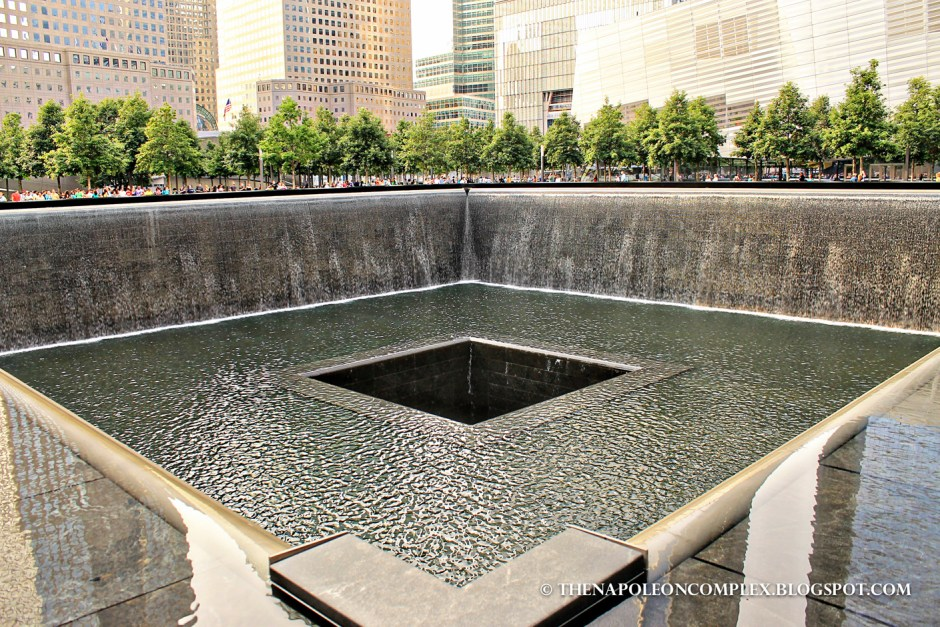Picture of World Trade Center Memorial, NYC