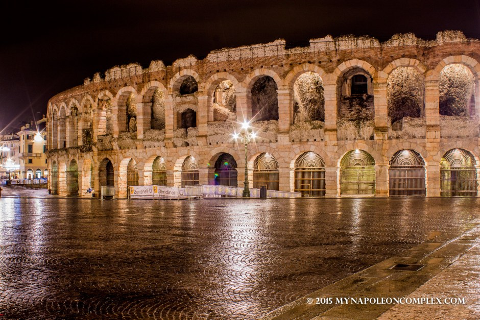 Picture of Arena, Verona, Italy