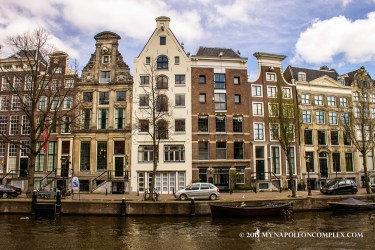Picture of Amsterdam houses