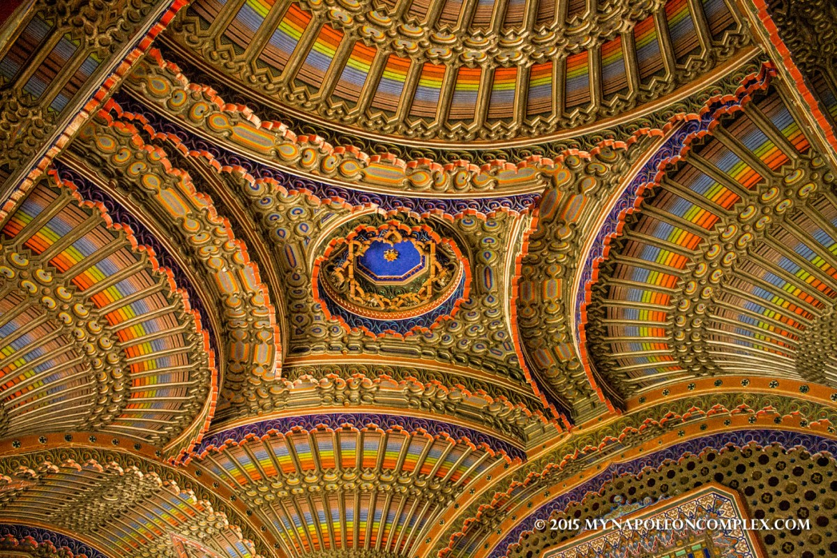 Castello Sammezzano - A hidden gem in the Tuscan countryside!