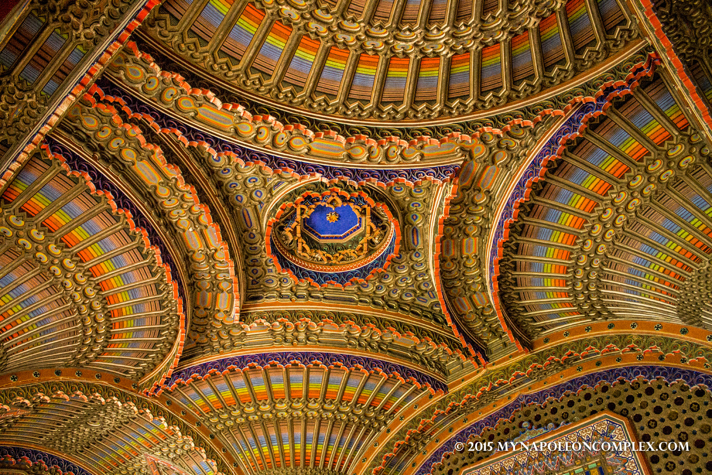Castello Sammezzano – A hidden gem in the Tuscan countryside!