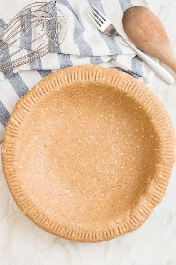 Spelt Pie Crust Recipe
