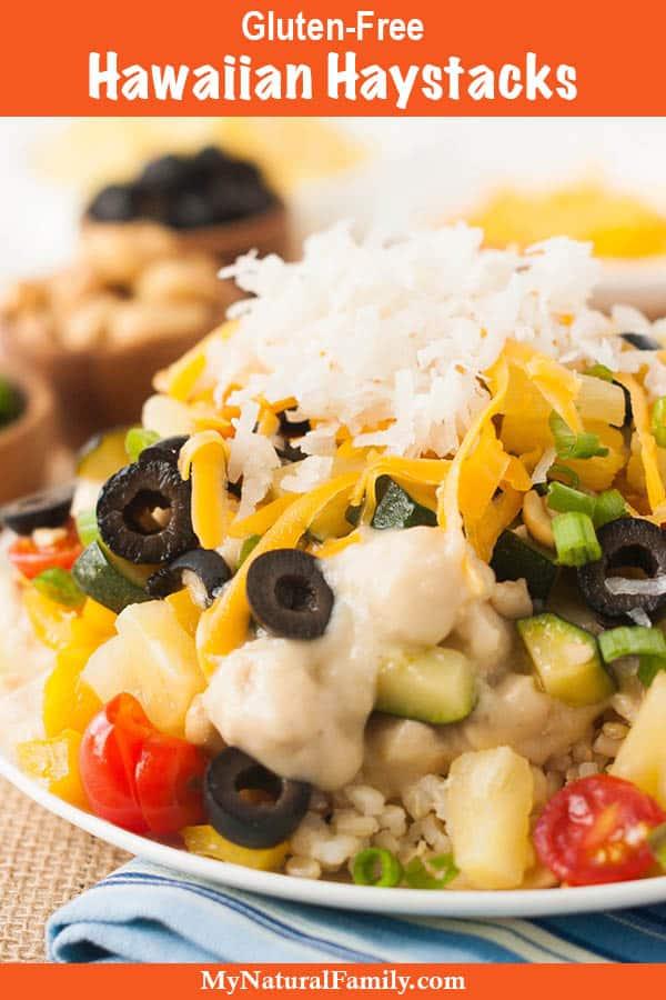 Gluten-Free Hawaiian Haystacks Recipe