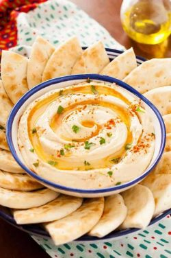 Clean Eating Hummus