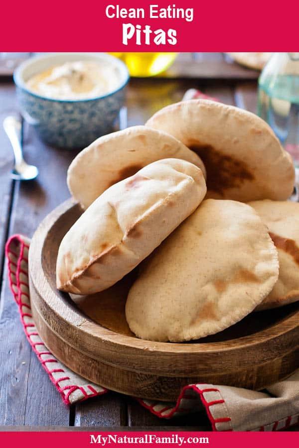 spelt pita bread