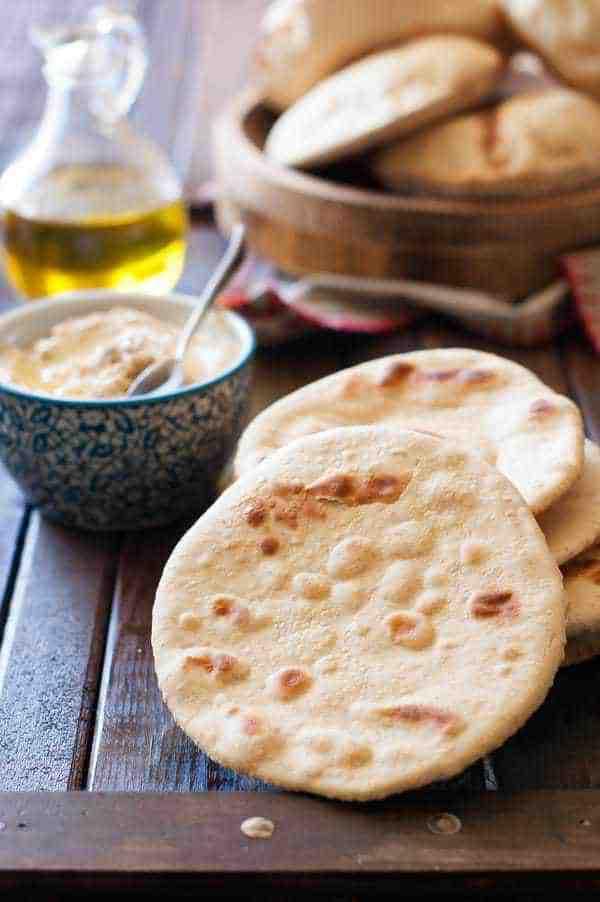 Spelt Pita Bread Recipe