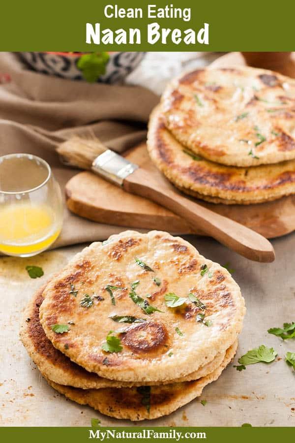 spelt naan recipe