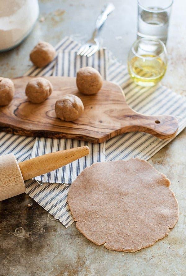 Spelt Tortilla Recipe