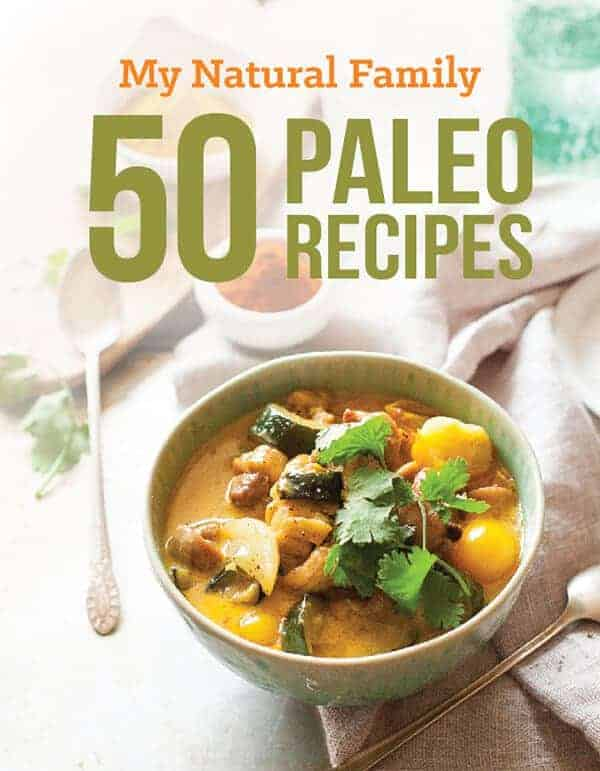 Download the 50 Paleo Recipes eBook for Kindle, iBooks and PDF